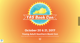 yasbookcon.org home page