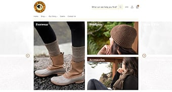 The Buffalo Wool Co. home page